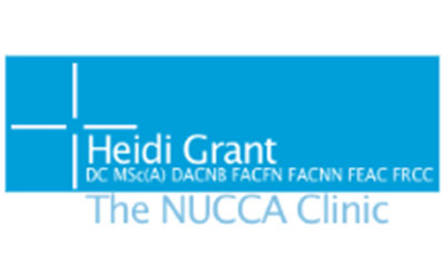 Heidi Grant - The Nucca Clinic logo