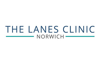 The lanes clinic norwich logo