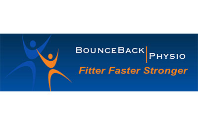 Bounceback physio logo