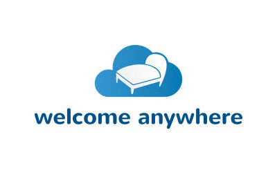 Welcome Anywhere Hotel Property Management System Logo